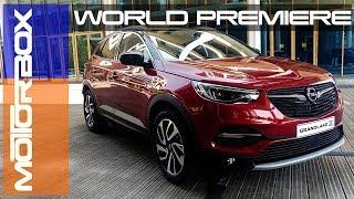 Opel Grandland X | Il nuovo SUV di Opel promette bene
