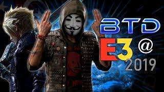 Big Think Dimension Live @E3 Day 2: VR, PC, Ubisoft, KFG, AMD, Square Enix