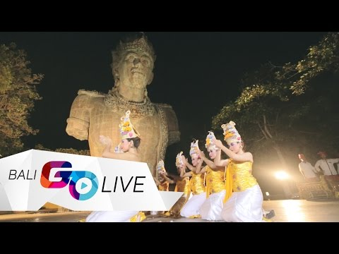 GARUDA WISNU KENCANA (GWK): BALI'S BIGGEST CULTURAL PARK #BaliGoLiveLifestyle #BaliGoLiveDestination
