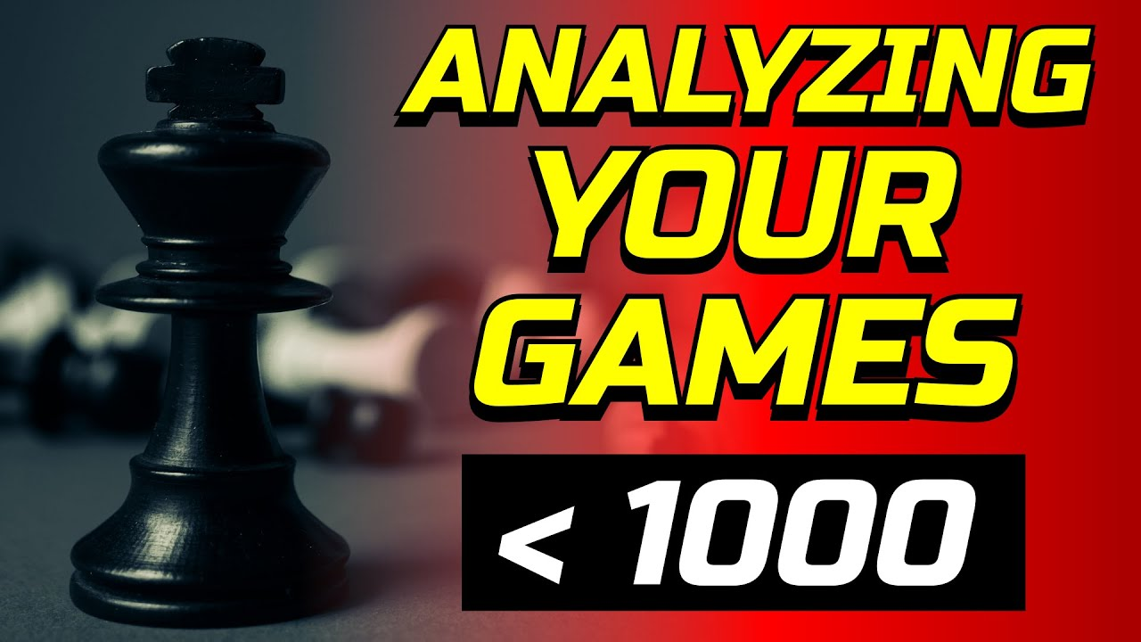 I'll Analyze Your Game Live - Under 1000 Rated Subscribers!