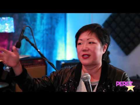 Perez Hilton Interviews Margaret Cho