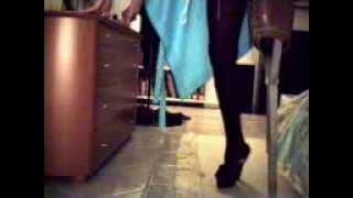 pegleg & 16cm heel
