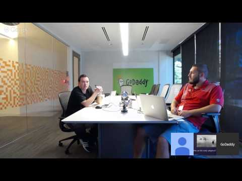 Total Domain Domination | On The Dot Episode 2 | GoDaddy Hangout