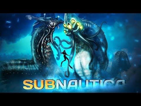 Subnautica - NEW DANGERS! - Arctic DLC Creatures Revealed, Game Changes & More - Arctic Biome DLC
