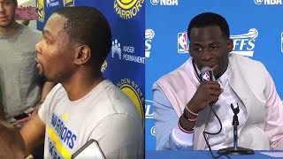 Kevin Durant IMPERSONATES LaVar Ball, Draymond Green Calls
