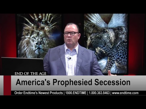 America's Prophesied Secession | Irvin Baxter | End of the Age LIVE STREAM