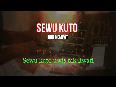 SEWU KUTO KARAOKE