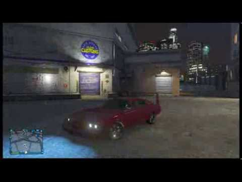 Gta V How To Make Dom S Car Fast And Furious 6 Youtube
