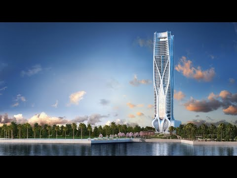 Scorpion Tower | One Thousand Museum | Miami