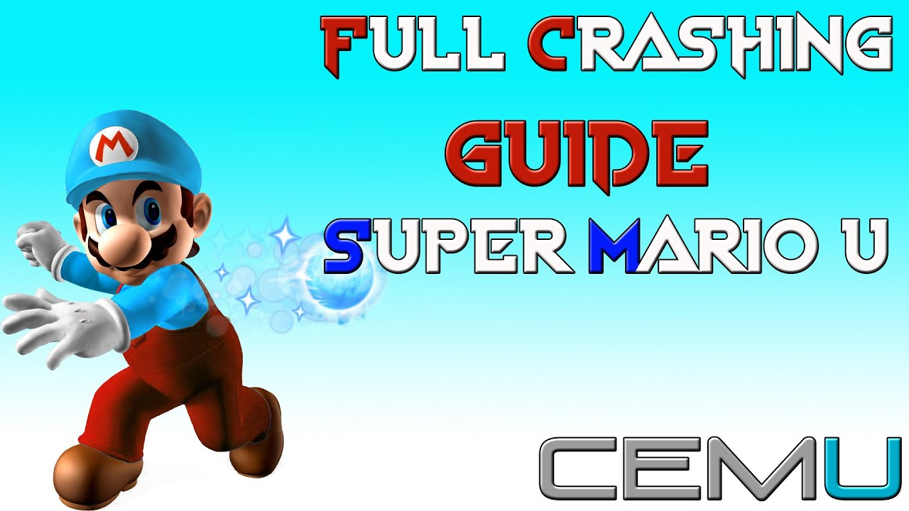 Full guide how to FIX all Problems in Super Mario U on ...