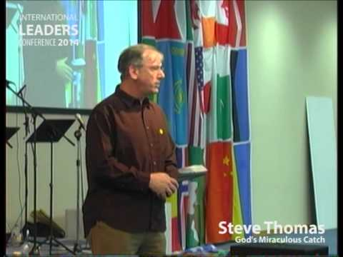 Steve Thomas : God's Miraculous Catch