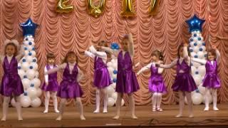"Танец ""Конфетки"". Тандем"