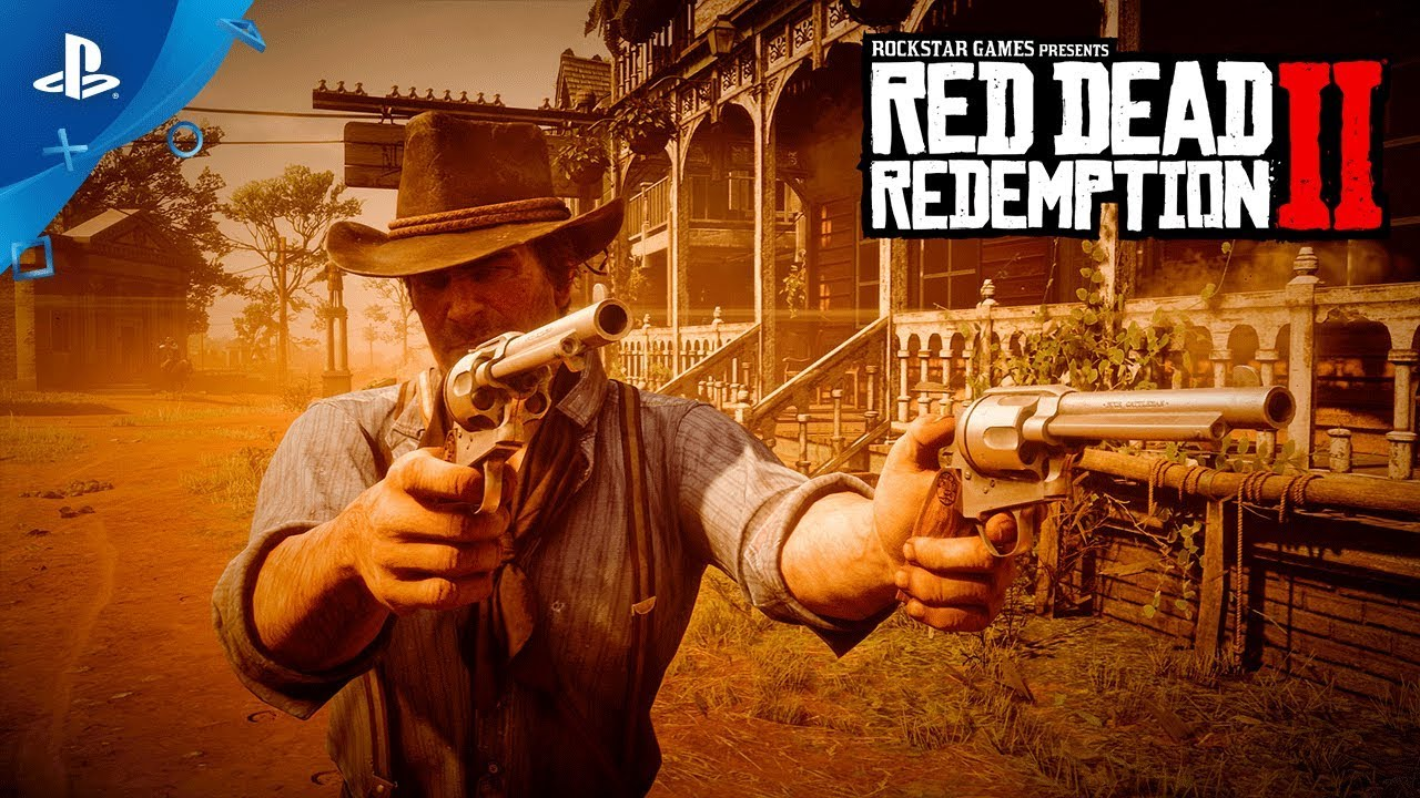 Red Dead Redemption 2 - Gameplay Trailer