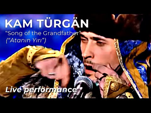 Ağız Kopuz and Throat Singing of Ancient Turks, Mixed w/ Electronic by an Altai Shaman: Tyurgän Kam