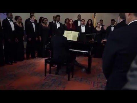 arts-high-school-chorus-of-newark,-nj-sings-a-medley-of-songs-honoring-dr.-martin-l.-king-jr.