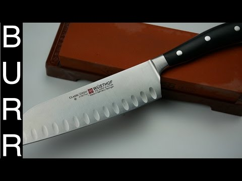 How To Sharpen Santoku Knife
