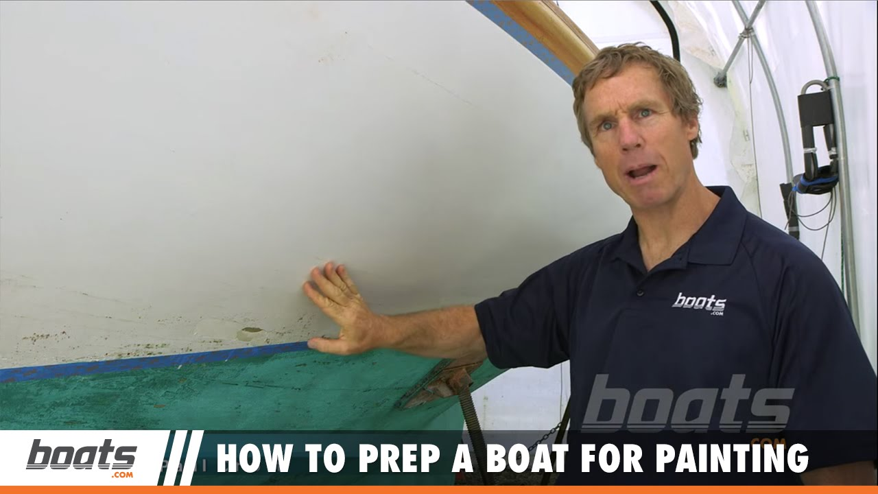How To Prep A Boat For Painting Youtube Small Wiring Basics