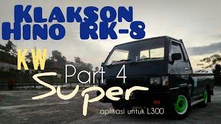 KLAKSON Hino RK-8 KW Super part 4