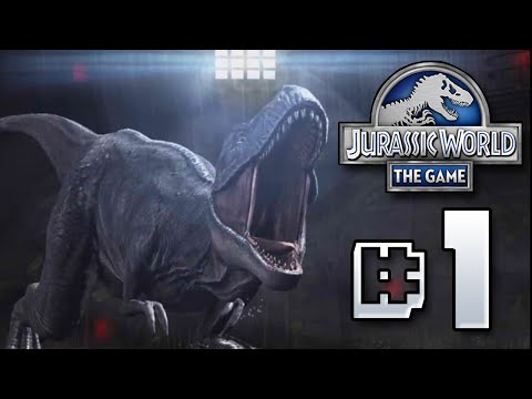 Jurassic World - The Game    Fight!! Ep 1 HD
