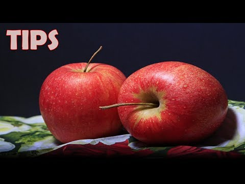 How to Keep Apples Fresh Longer+How To Clean Wax Off Your Apples