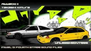 Initial D: Fourth Stage Soundtrack - Attack! II