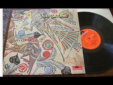 Sandrose Full Album Very Rare French Prog Rock Lp 500