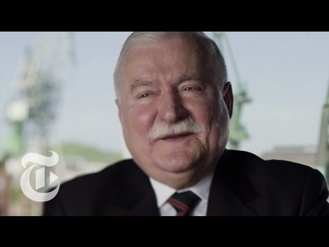 Lech Walesa: The Shipyard | Peace Films by Errol Morris | The New York Times