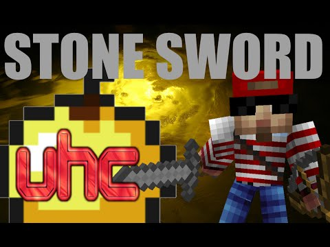 Ultra Hard-Core Challenge: Stone Sword #3 (Projectile Protection!)