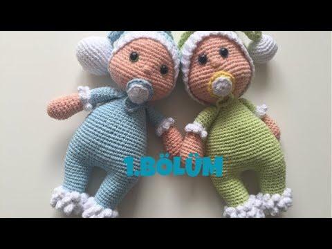 Amigurumi Miniş Bebek Yapılışı Videolu Anlatımlı