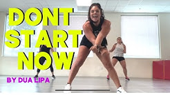 Don't Start Now by Dua Lipa || Cardio Dance Party with Berns ⚡️