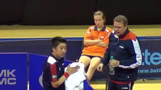 Григорий Власов vs  Сюй Хуэй, Grigory Vlasov vs Hui Xu