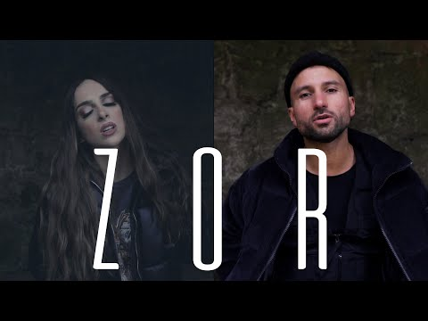 Shine Buteo X Florentina - ZOR (Official Video)  🇩🇪🇹🇷🇦🇱🇽🇰