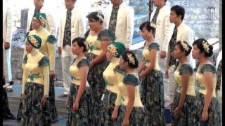 arr. Batch: O Ina Ni Keke - Universitas Padjadjaran Choir Indonesie; Arvin Zeinullah