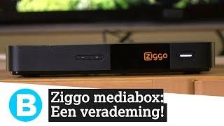 EINDELIJK: Ziggo Mediabox Next werkt lekker snel