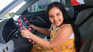 We are in the Car | The Wheels On The Bus Song Nursery Rhymes & Kids Songs by  shfa