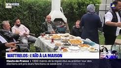 A Wattrelos, dans le Nord, les musulmans fêtent l'Aïd à la maison
