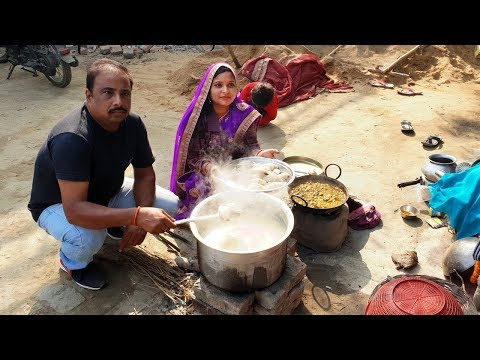INDIAN MORNING ROUTINE 2019 | DAILY INDIAN KITCHEN ROUTINE | VILLAGE ROUTINE with BINOD KI RASOII