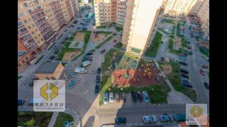 2к квартира 77 кв.м. Звенигород, мкр Пронина, ...