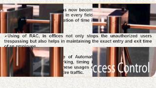 Applications & Benefits of Different Types of Access Control System - www.globalkeyaccess.com