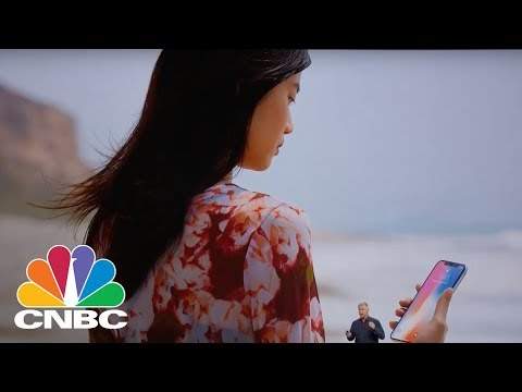 Apple: iPhone X's Face ID Is The Future Of How We Protect Sensitive Data | CNBC