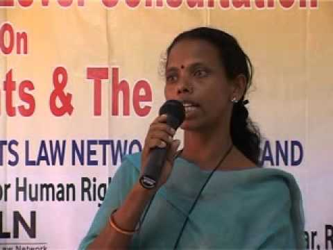 Human Rights & the Law Ranchi 14-15 July 2012 Part 21