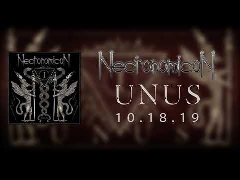 NECRONOMICON, 'Unus' Album Teaser (2019)