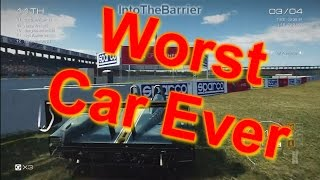 Grid: Autosport - The Worst Car Ever Thumbnail