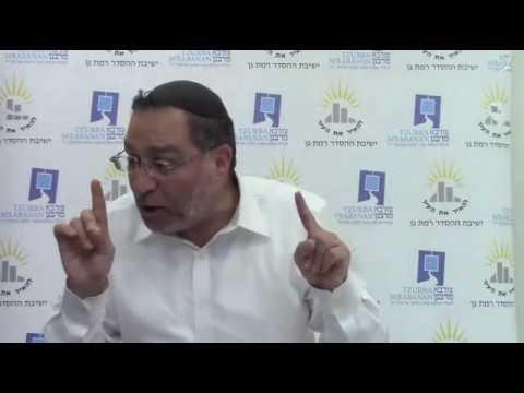הלכות גילוח פאות הראש - צורבא מרבנן - הרב בן ציון אלגאזי