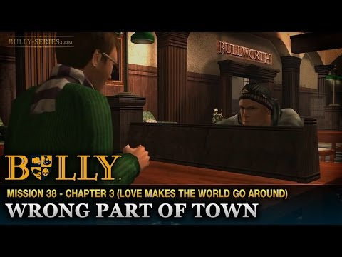 Bully   Playthrough #33   Wrong Part Of Town - YouTube