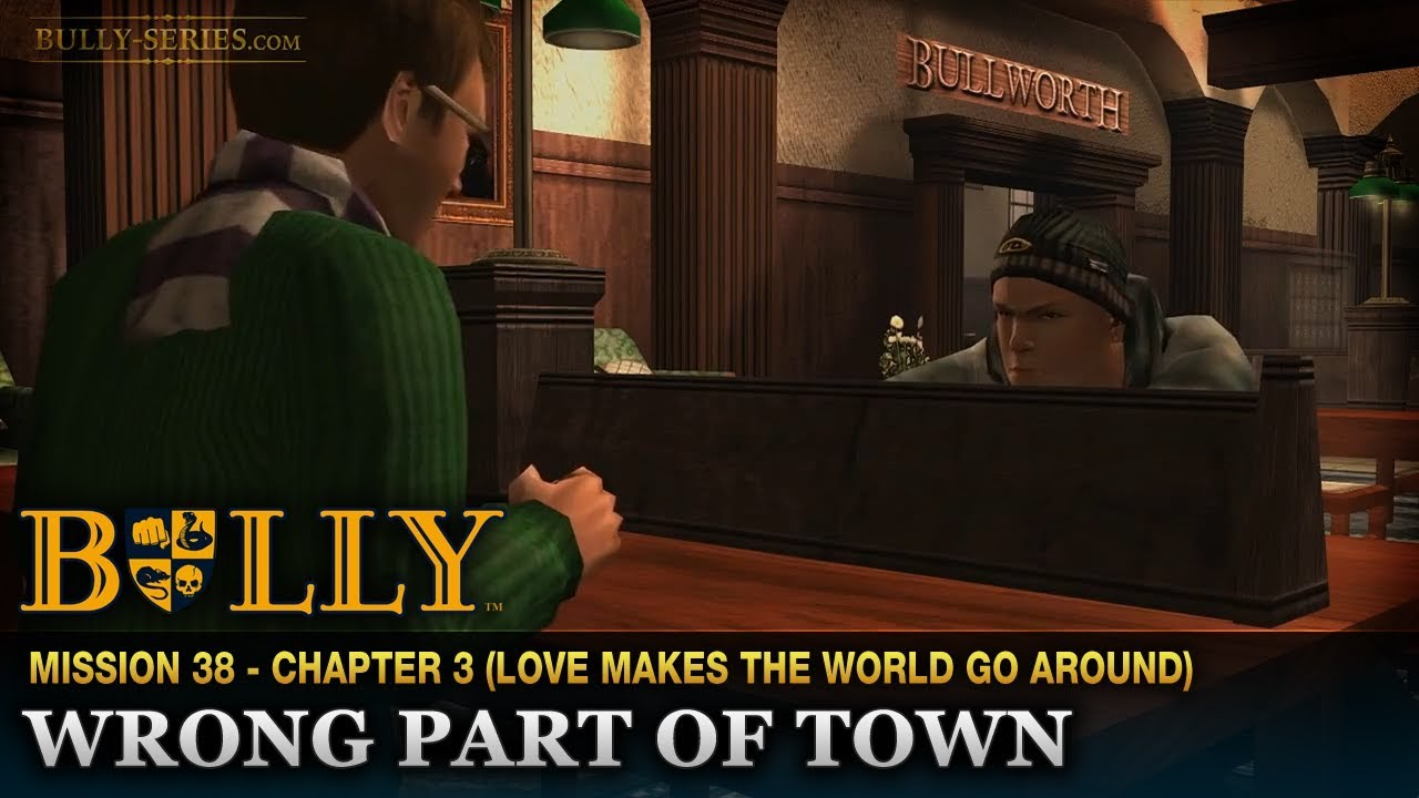 Bully   Playthrough #33   Wrong Part Of Town