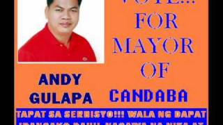 MAYOR ANDY GULAPA