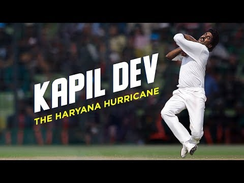 Kapil Dev: The Haryana Hurricane | Fantastic Pacers | #AllAboutCricket