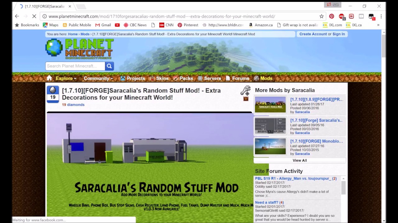 How to install a Minecraft .jar file mod - YouTube