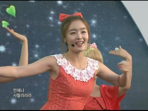 【TVPP】Secret - Starlight Moonlight, 시크릿 - 별빛 달빛 @ We like Jeju Concert